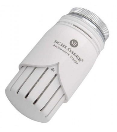 Термостатична головка Diamant  SH біла