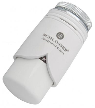Термостатична головка Brillant  HT біла