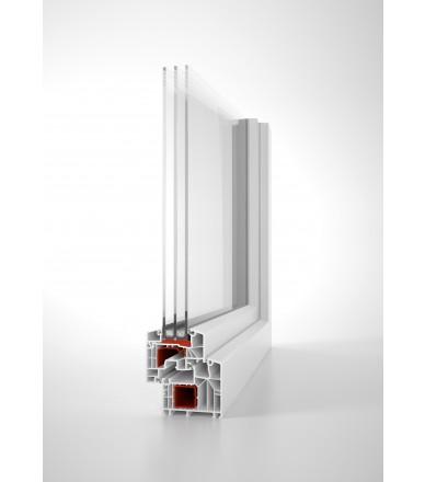 SP 8000 (Aluplast Ideal 8000 / 6-18Ar-4-16Ar-4i)