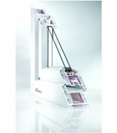 REHAU Brilliant Design -70 / 4i-16-4-12-4i