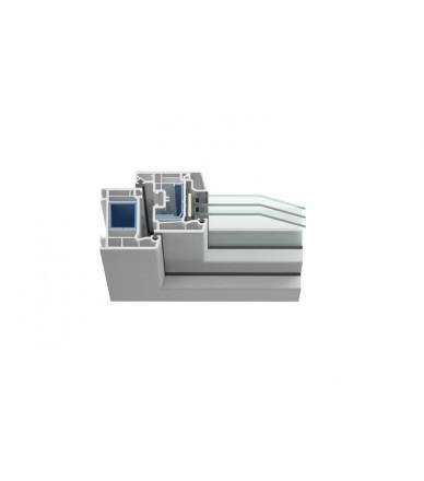 VEKA Softline 70 / 4mf-10-4-10-4i