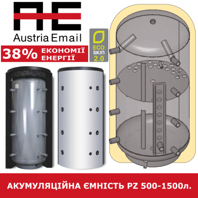 Austria Email PZ 500