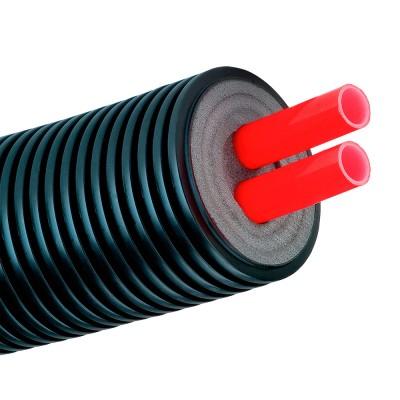 AUSTROISOL 200/2x50x4.6mm PE-Xa, SDR11