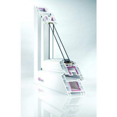 REHAU Brilliant Design 70 / 4Solar-12Arg-4-16Arg-4i