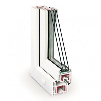 REHAU Euro-Design 70 /  4Solar-10Ar-4-10Ar-4i