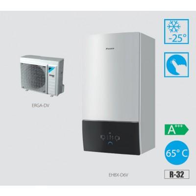 Daikin Altherma 3 EHBX08D9W + ERGA08DV R32
