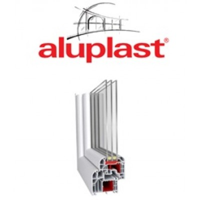 Aluplast ideal 8000 / 4mf-14Ar-4-16-4