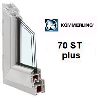 Kömmerling 70ST plus / 4-12-4-14-4zero