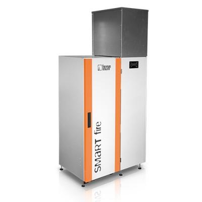 HKS LAZAR SmartFire 11kW/50+90L COMPACT