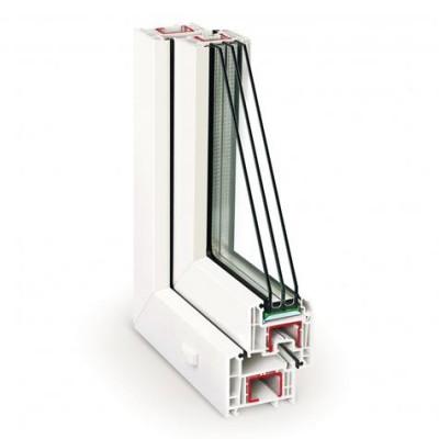 REHAU Euro Design 70 / 4i-14TdAr-4-14TdAr-4Zero