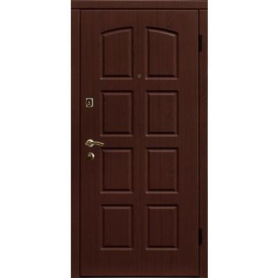"""Двері Новий Світ -""""Лідер-2"""" - фасон """"Шведська"""""""