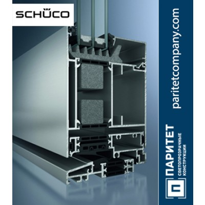 Schuco 70 / 6-14Ar-4-16Ar-6i