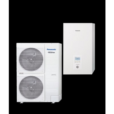 Panasonic Aquarea HIGH PERFORMANCE KIT-WC12H9E8