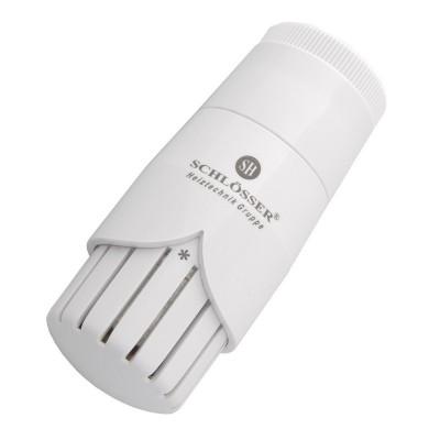 Термостатична головка Diamant  DZ біла