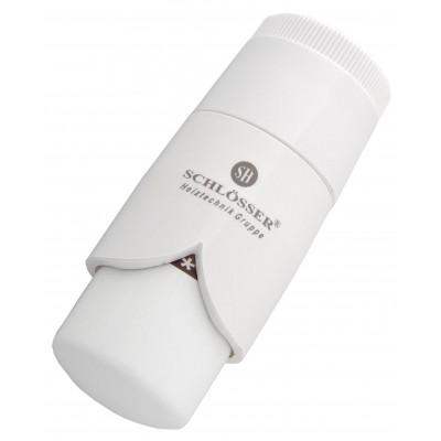 Термостатична головка Brillant  DZ біла