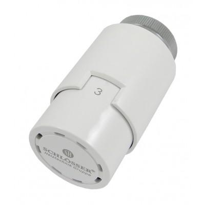 Термостатична головка Diamant Invest SH біла