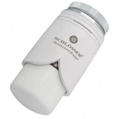 Термостатична головка Mini Brillant біла