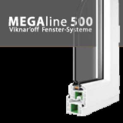 MEGAline 500 / 4i-10Ar-4-10Ar-4i