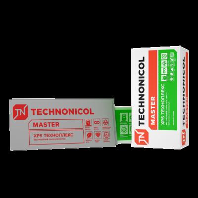 Плити пінополістирольні екструзійні ТЕХНОПЛЕКС/ TECHNOPLEX 1180х580х50-L (50 мм)