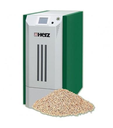 Solid boiler Herz PelletStar 20