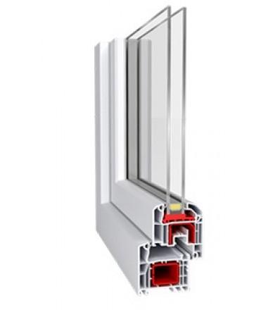 Aluplast IDEAL4000 euro / 4zero-10TdKr-4-10TdKr-4zero