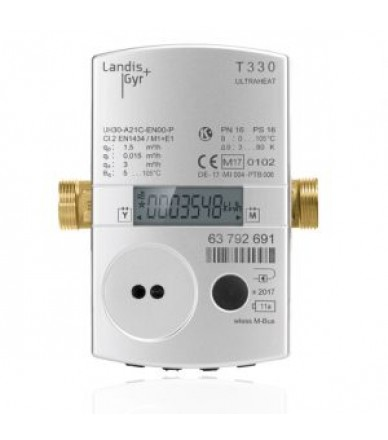 Landis+Gyr Ultraheat T330/UH30