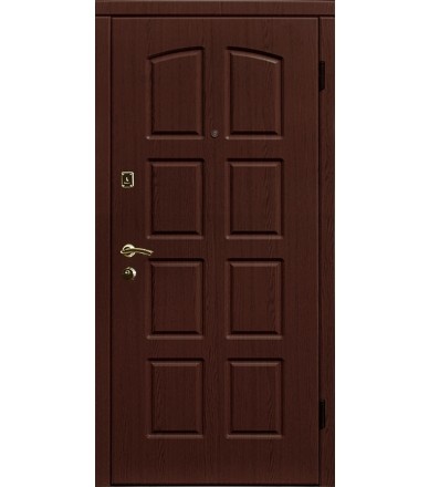 """Входные двери серии """"Лидер-2"""" - фасон """"Шведская"""""""
