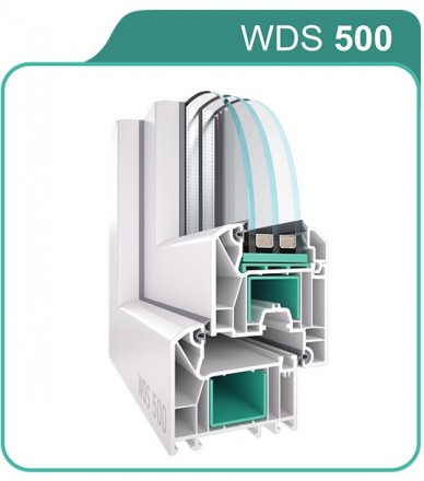 WDS 500 / 4i-10Ar-4-10Ar-4і