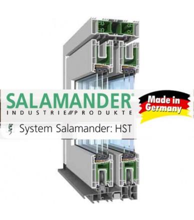 Salamander Hebeschiebetür / 4Solar-16Ar-4-16Ar-4i