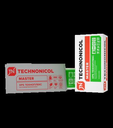 Плиты пенополистирольные экструзионные ТЕХНОПЛЕКС/ TECHNOPLEX 1180х580х40-L (40 мм)