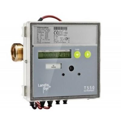 Landis+Gyr Ultraheat T550/UH50