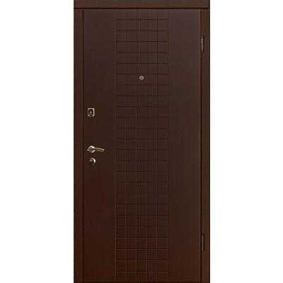 """Входные двери серии """"Лидер-2"""" - фасон """"Форте"""""""