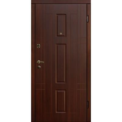 """Входные двери серии """"Лидер-2"""" - фасон """"Форт"""""""