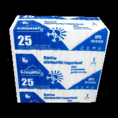 Пенополистирол EPS 30/0.033 (150 мм)