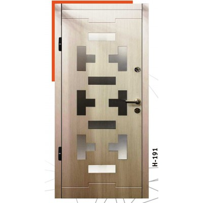 Двери ТермоПлюс SOPER H191