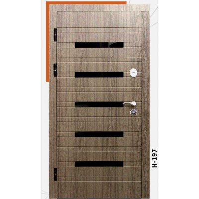 Двери ТермоПлюс ELIT H-197